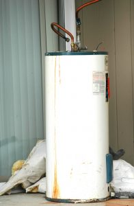 repair for faulty water heater