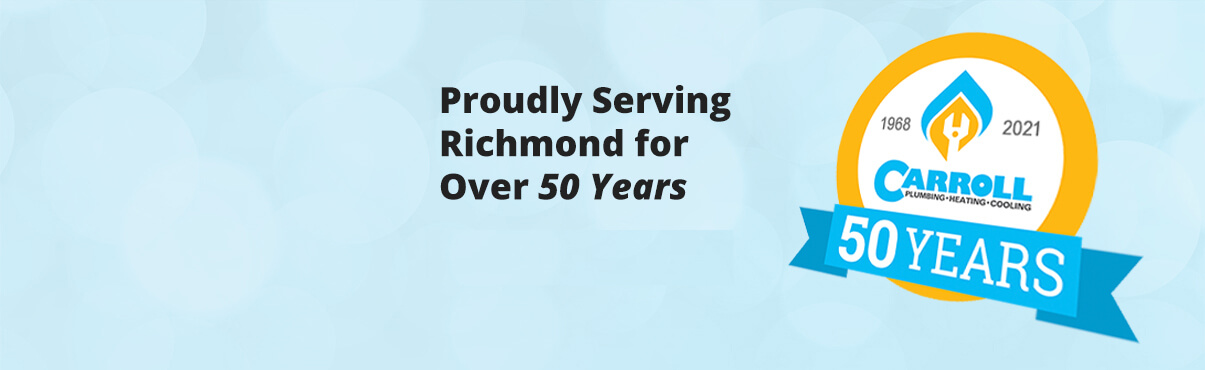 Proudly Serving Richmond for Over 50 Years